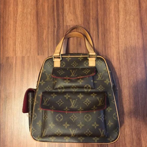 Louis Vuitton Handbags - Louis Vuitton Monogram Excentri-Cité Bag